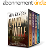The David Wolf Mystery Thriller Series: Books 1-4 (The David Wolf Series Box Set) (English Edition)