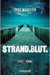 Strand.Blut.: Sylt-Krimi Kindle Ausgabe
