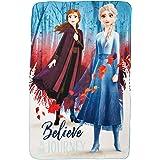 Disney Frozen Polar 2 Referencia KD Mantas para Cama Colchas y cubrecamas Textiles del hogar Unisex Adulto, Multicolor, única