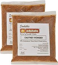 Adukale Chutney Powder, 200 grams (Set of 2)