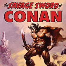 The Savage Sword of Conan (Collections) (22 Book Series)