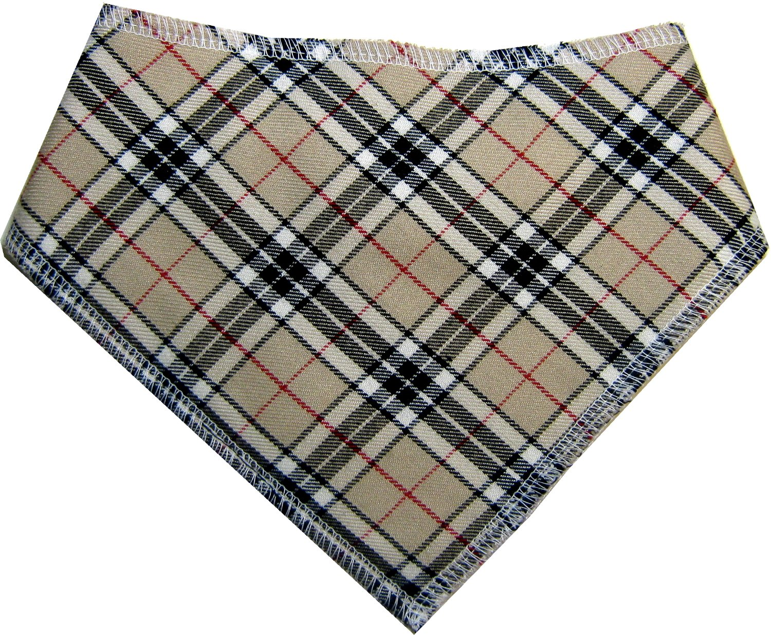 Spoilt Rotten Pets, S2 GRRRBERRY Dog Bandana. Suitable For Shih-tzu, Westies, Terriers & Cockerpoo Sized Dogs
