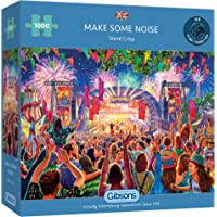 Make Some Noise 1000 Piece Jigsaw Puzzle | Sustainable Puzzle for Adults | Premium 100% Recycled Board | Great Gift for…