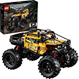 LEGO 42099 Technic Control+ 4x4 X-treme Off-Roader Truck App Controlled Construction Set, Interactive Motors and Bluetooth Co