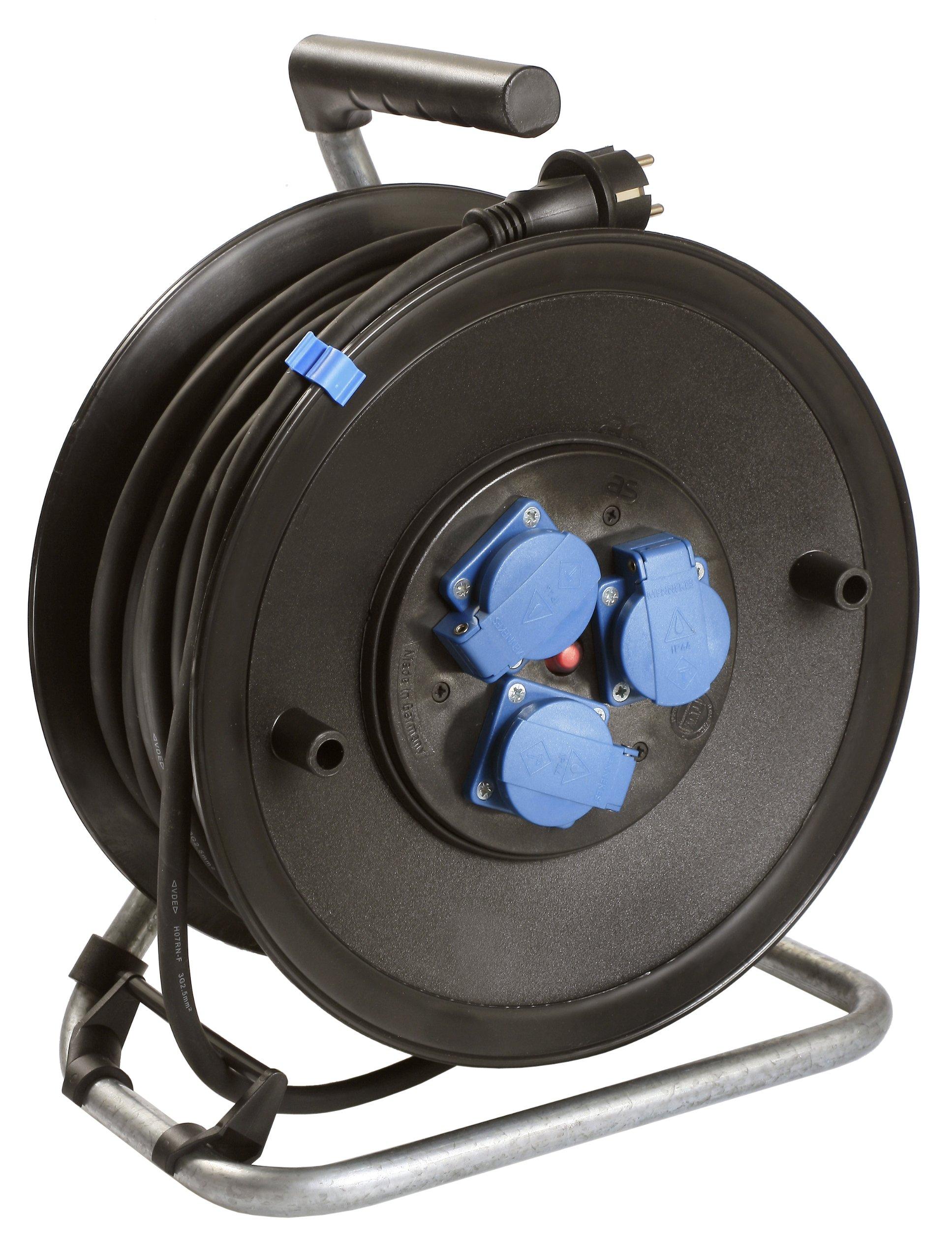 as - Schwabe, 880170, As-Schwabe 880 170 Cavo professionale bobina 285 mm, 230 V / 16 A, Barella, r