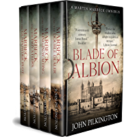 Blade of Albion: A Martin Marbeck Omnibus (English Edition)