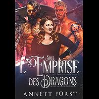 Sous l'Emprise des Dragons: Une sombre romance extra-terrestre à trois (Kidnappée par les Soldats Dragons t. 2)