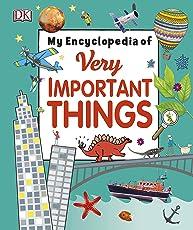 My Encyclopedia of Very Important Things (Dk)