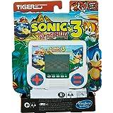 Hasbro Gaming Tiger Electronics Sonic the Hedgehog 3 elektroniskt LCD-videospel, retroinspirerad utgåva, handhållen 1-spelars