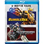 Bumblebee + Transformers 5-Movies Collection: Transformers + Revenge of the Fallen + Dark of the Moon + Age of Extinction...