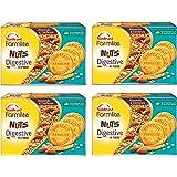 Sunfeast Farmlite Nuts Digestive Biscuit, 250 g Pack of 4