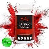 NOOTROPIC von nutritify® JUST STUDY Brain Booster | 120 Konzentrations-Tabletten unterstützen Dank B5¹ das Gedächtnis - rezeptfreie Nootropika-Kapseln mit B5¹ fürs Gehirn & L-Theanin | OHNE Koffein