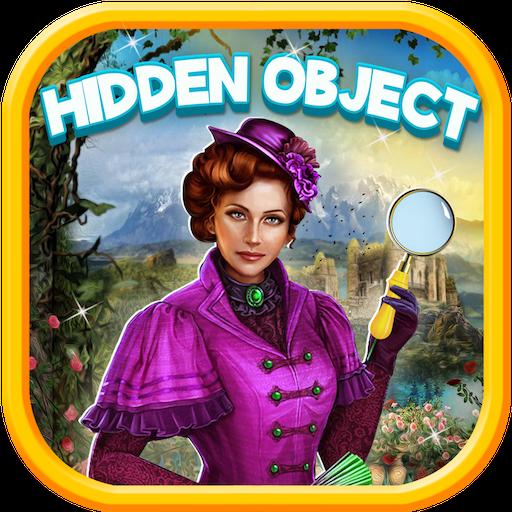 The Mystery Search - Spiel mit versteckten Objekten
