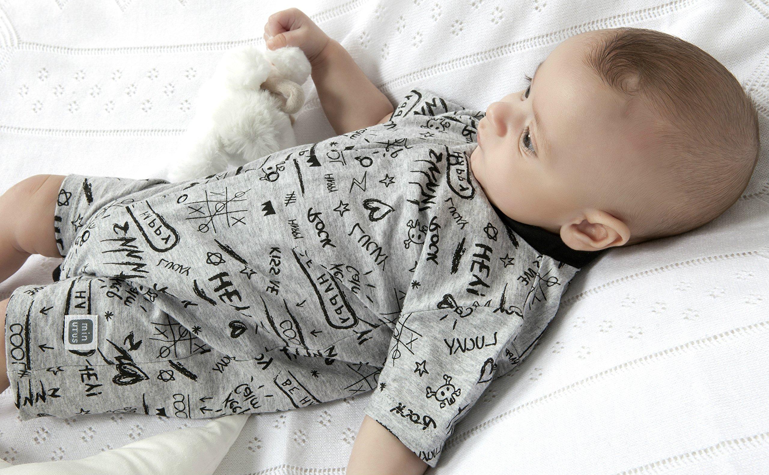 Minutus , Pijama Corto de Algodón 3