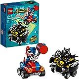 LEGO DC Comics Super Heroes - Mighty Micros : Batman contre Harley Quinn - 76092 - Jeu de Construction