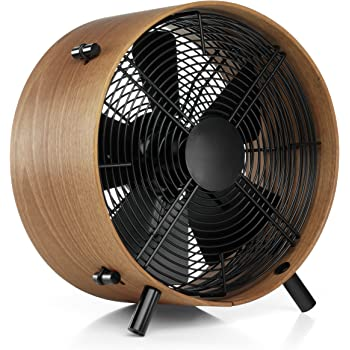 Stadler Form, Ventilatore Otto, in legno di bambù, Marrone (braun) - O-001