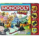 Hasbro Gaming–Monopoly Junior, version espagnole (Hasbro a6984546)