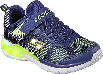 Skechers Erupters II blauw sneakers kids: