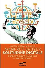 Solitudine digitale Formato Kindle