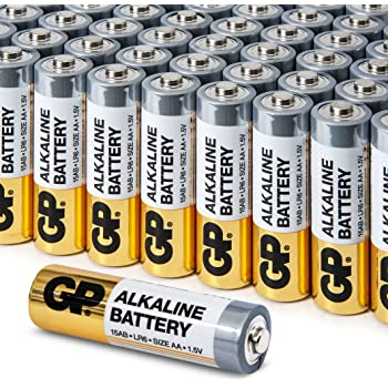 AA Battery Value Pack by GP  79fc3a80fe82b
