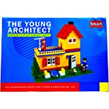TOYMANIA Plastic Young Architect Building Blocks Game Set for Kids with 315 PCS Multicolor