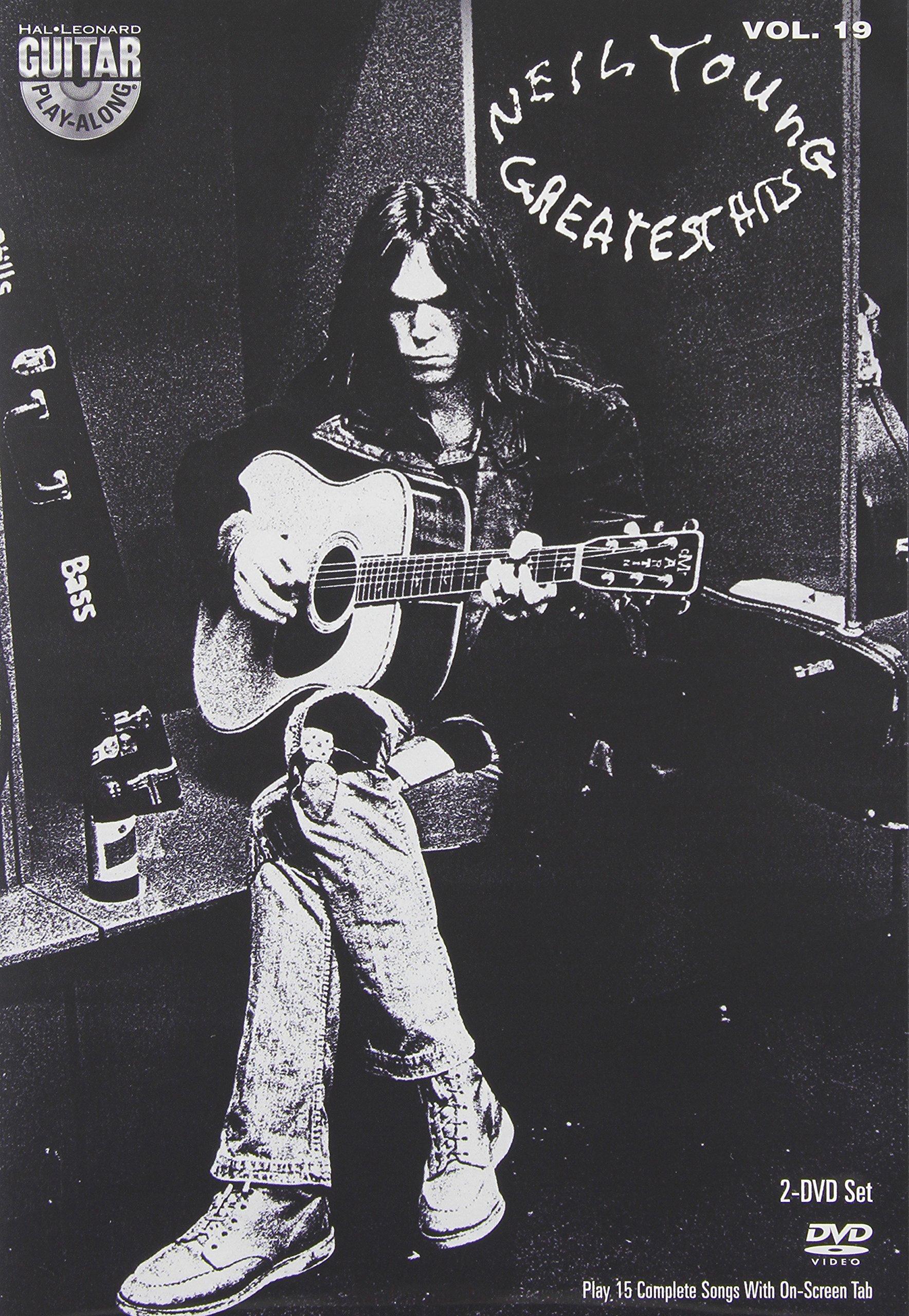 Guitar Play-Along-Neil Young [Edizione: Francia]