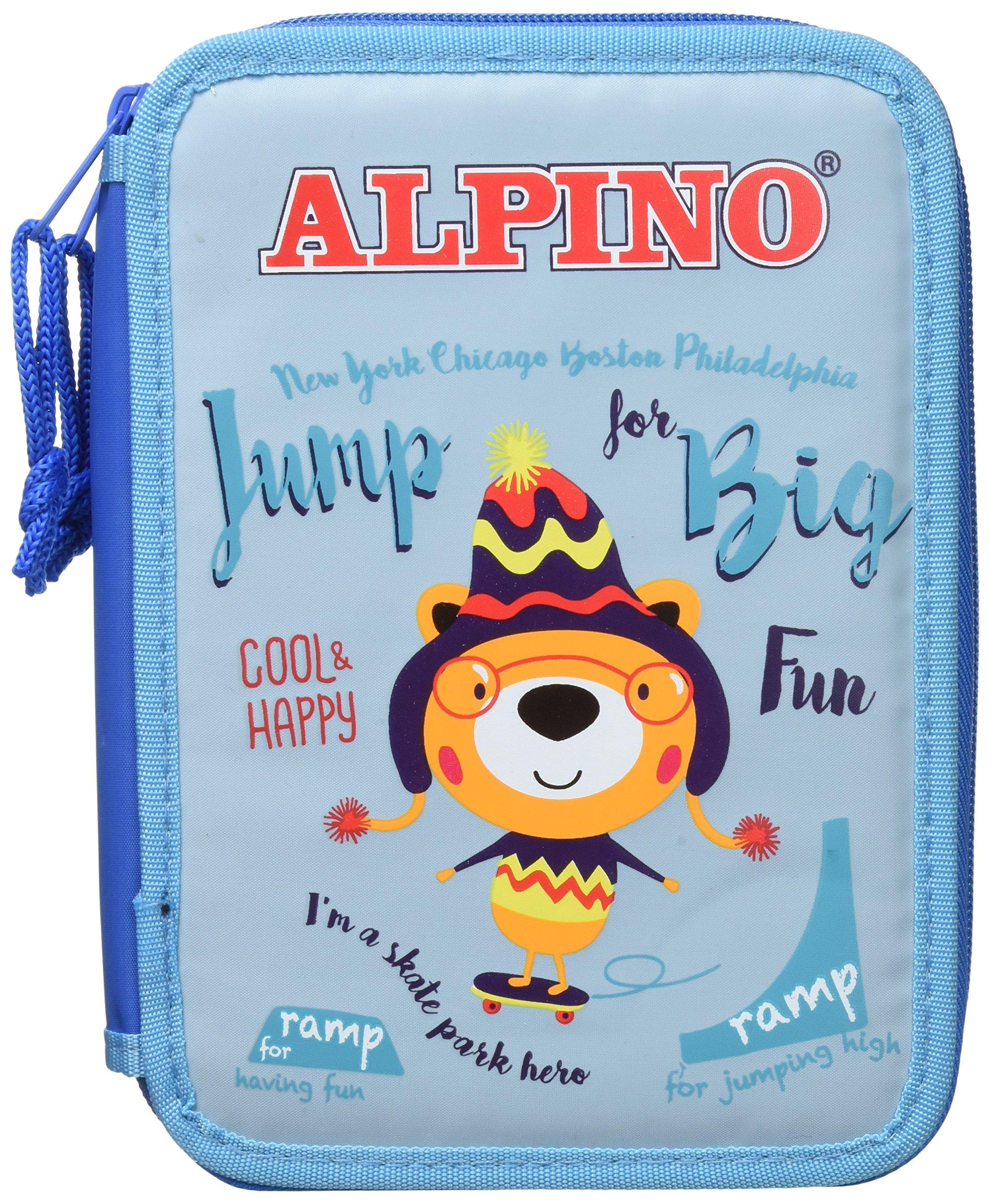 Alpino UA000155 – Plumier pequeño doble