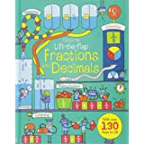 Lift-the-flap Fractions and Decimals (Lift-the-flap Maths)