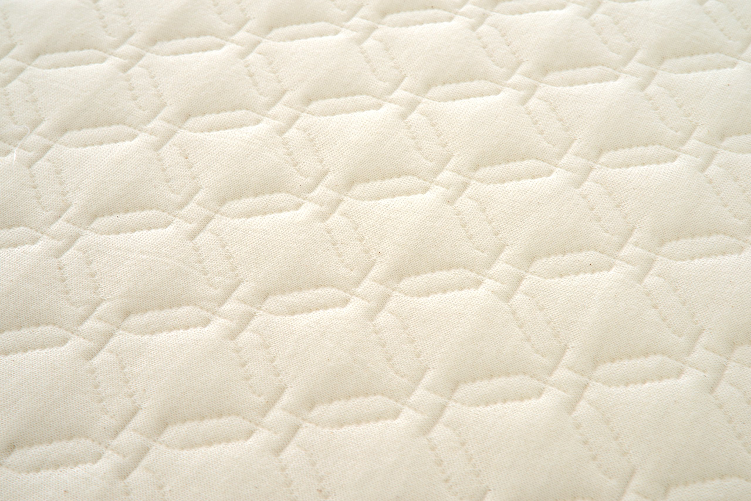 "My First Crib Mattress with Quilted Waterproof, 27-1/4"" x 51-5/8"" x 5"""