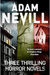 A Horror Omnibus: Apartment 16, The Ritual, Last Days Kindle Edition