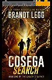 Cosega Search: A Booker Thriller (The Cosega Sequence Book 1) (English Edition)