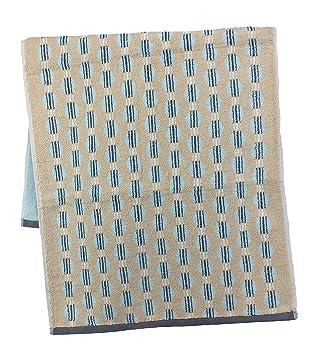Vossen Bath Towels, 100% Cotton, Nostalgicline Siena, 2 Handtücher 50 X 100