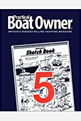 Boat Owner's Sketch Book 5 Kindle Edition