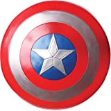 Avengers - Escudo de Capitán América, accesorio disfraz de adulto - Talla única (Rubie's 35527)