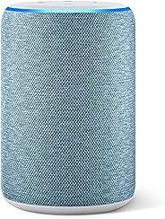 Nuevo Amazon Echo (3.ª generación) - Altavoz inteligente con Alexa - tela de color añil