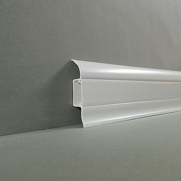 "Relativ TOPSELLER** Sockelleiste ""Arco"" aus PVC / Kunststoff mit  ON71"
