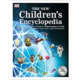 The New Children's Encyclopedia: Packed with Thousands of Facts, Stats, and Illustrations (Childrens Encyclopedia)