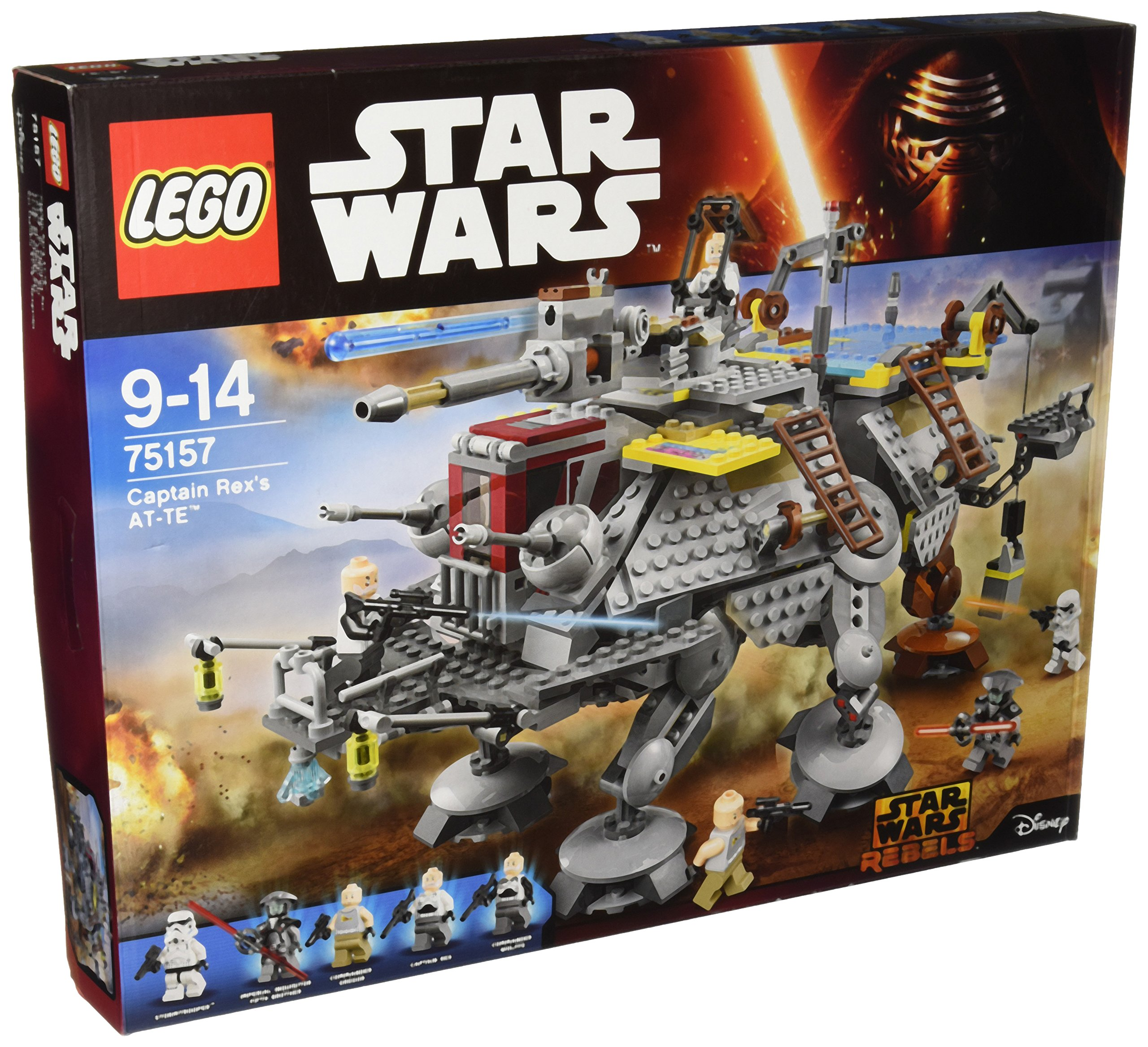 LEGO Star Wars 75157 - Captain Rex's AT-TE