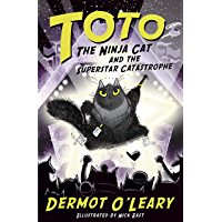 Toto the Ninja Cat and the Superstar Catastrophe: Book 3 (English Edition)