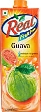 Real Fruit Power, Guava, 1L (Pack of 2)