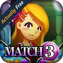 Match 3: Rapunzel