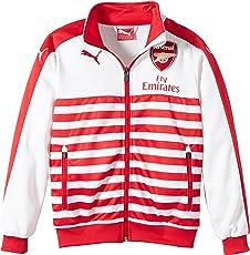 Puma Kinder Jacke AFC T7 Anthem Jacket with Sponsor, 746936