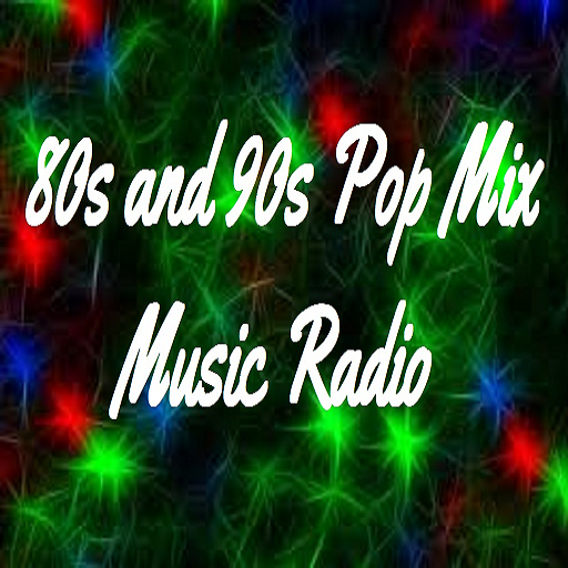 80s and 90s Pop Mix Music Radio