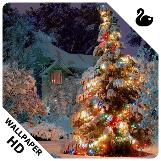 3d Christmas Wallpapers Amazonde Apps Für Android