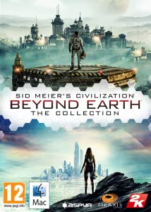 Sid Meier's Civilization: Beyond Earth – The Collection [Mac Online Game Code] [Mac Code - Steam]