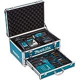 Makita DHP453RYX2 slagborr/2 batterier 18 V 3 Ah