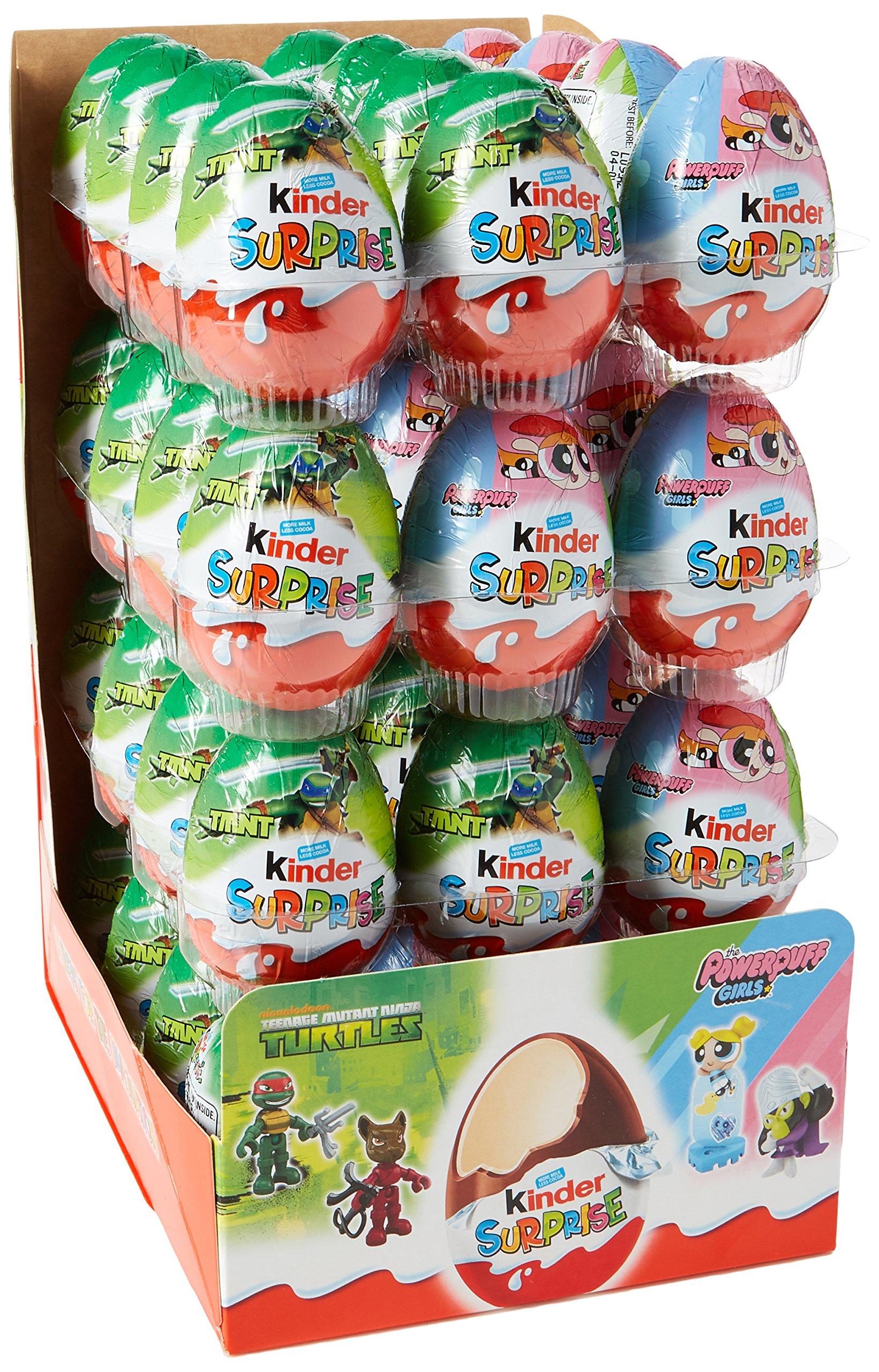 Kinder Egg Chair.Kinder Surprise Egg 20 G Pack Of 48 Sweet Market