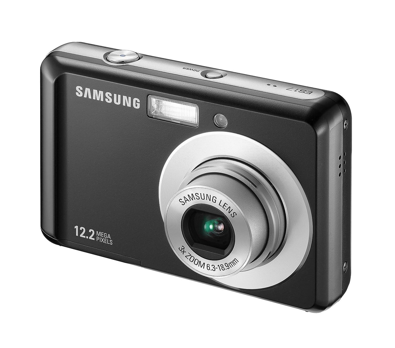 Samsung ES17 Digital Camera - Black , 2.5 inch LCD: Amazon.co.uk ...