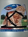 Trixie 41960 Katzengarnitur, große Katzen, Nylon 34-57 cm/13 mm (farblich sortier)