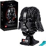 LEGO 75304 Star Wars Le Casque de Dark Vador, Jeu de Construction pour Adulte, Modèle de Collection, Idée de Cadeau